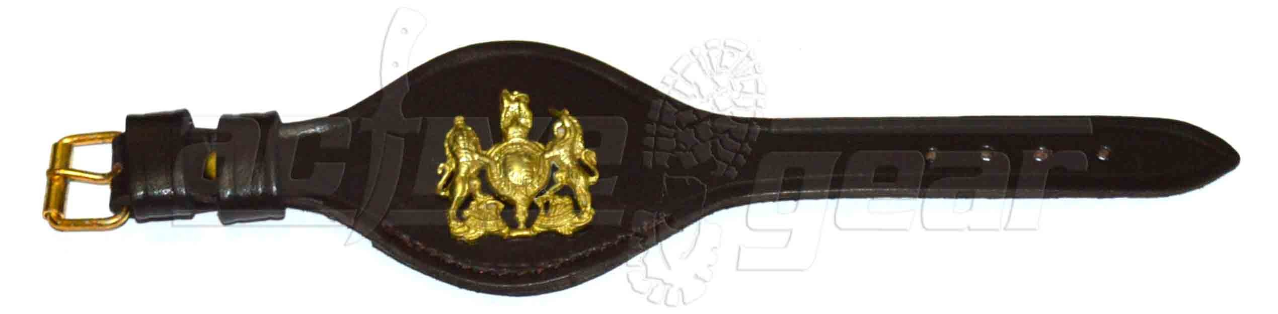 Metal Badge of Rank - Warrant Officer Class I Royal Arms