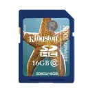 Kingston 16GB SDHC Memory Card